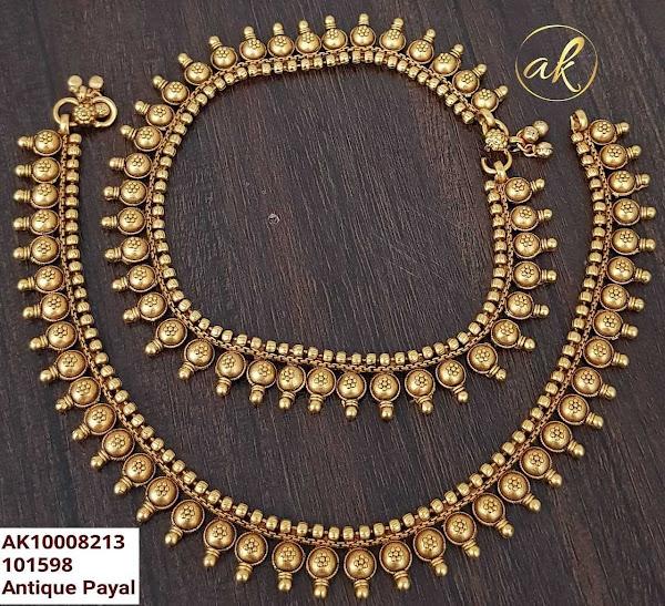 Payal Ki Design