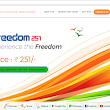 All about Freedom 251 - cheapest smartphone for Rs 251