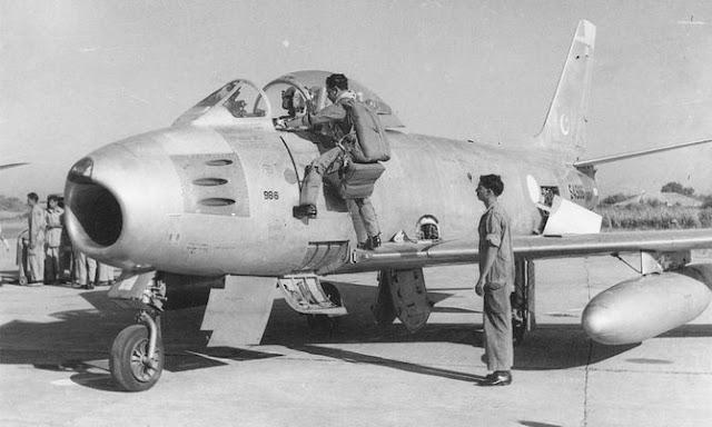 Kisah Muhammad Alam Pilot Pakistan Tembak Jatuh 5 Jet Tempur India
