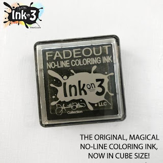 Fadeout No Line coloring Ink Cube