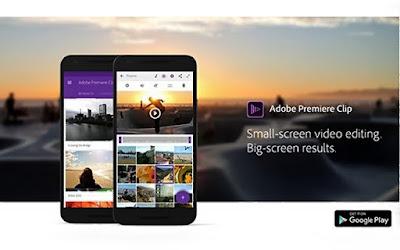 Adobe Premiere Clip - Video Editor - Aplikasi di Google Play