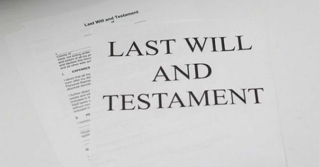 can you get inheritance without a will and testament