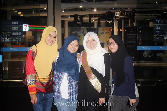 Trip ke Sabah July 2018 - Hari Pertama, Kundasang