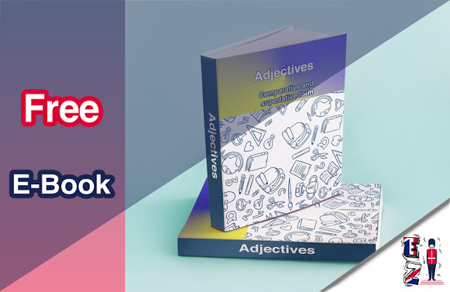 a free ebook that aims to explain the difference between comparative and superlative adjectives
