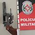 Em Catolé do Rocha (PB): polícia prende foragido da Justiça por roubo e tráfico de drogas