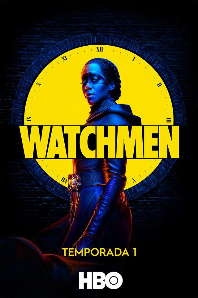 Watchmen (2019) Temporada 1 AMZN WEB-DL 1080p Latino