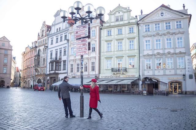 Blog Apaixonados por Viagens - Praga - Ensaio Fotográfico - Fotos na Mala