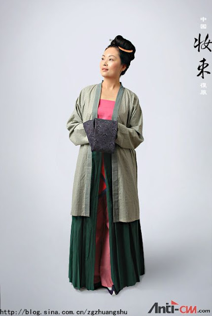 Perfect Costume 天衣無縫: Peasant's dress in south Song Dynasty