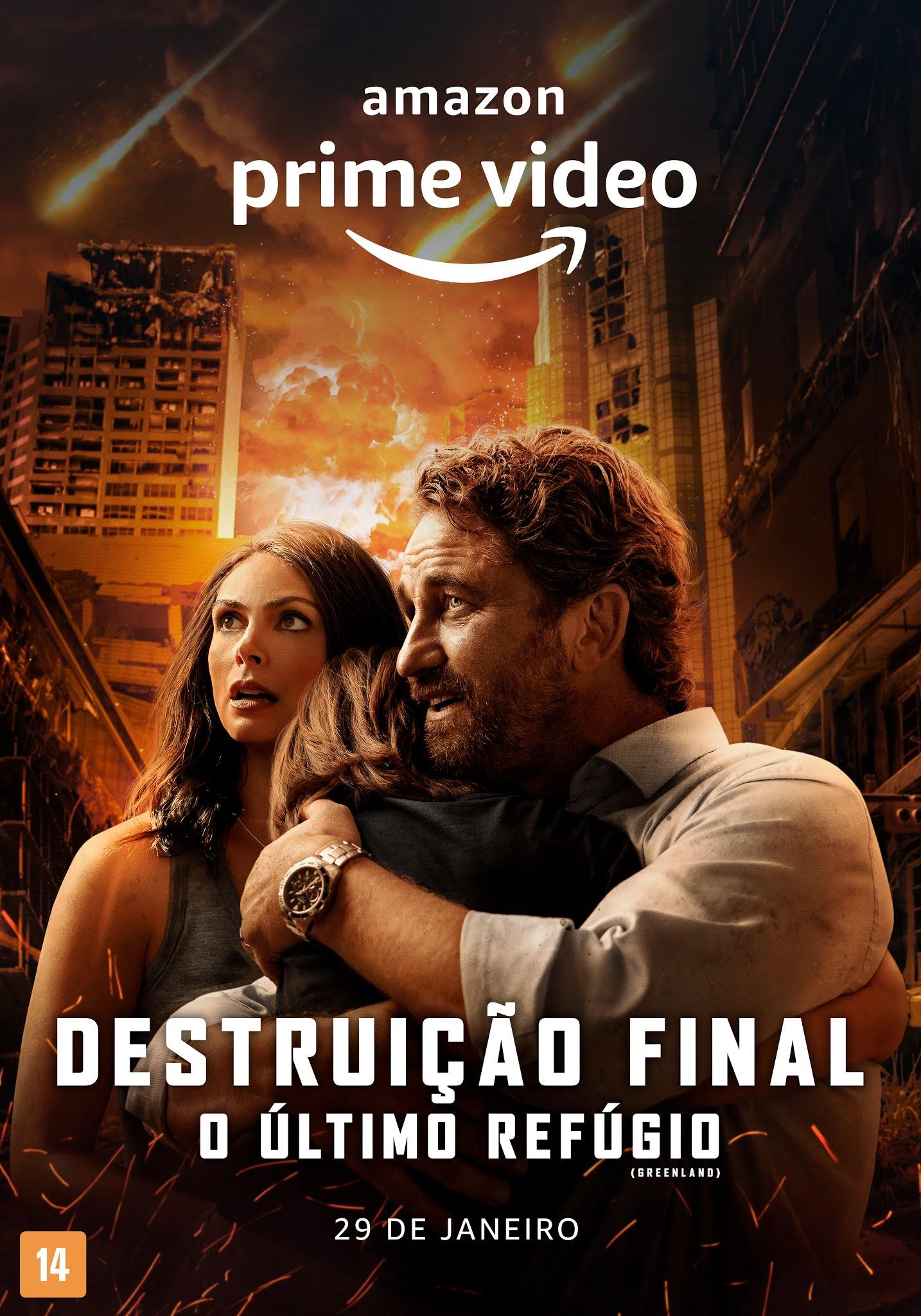 'Destruição Final: O Último Refúgio' já está disponível na Amazon Prime Video - Pipocando Noticias