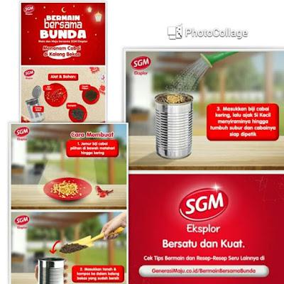 Fase New Normal Ala Mombassador SGM Eksplor Bersama Anak Generasi Maju1