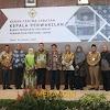 Bupati Kerinci Adirozal Hadiri Sertijab Kepala BPK-RI Perwakilan Jambi