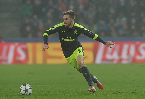 Mustafi and Ramsey ruled out for Arsenal vs Everton game