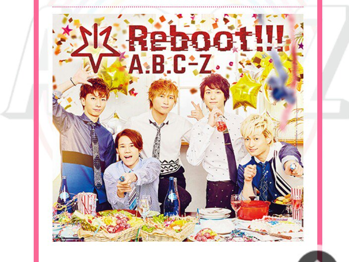[Single] A.B.C-Z – Reboot!!! (2017.02.01/MP3/RAR)