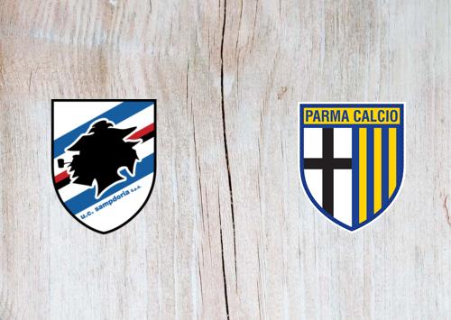 Sampdoria vs Parma -Highlights 8 December 2019