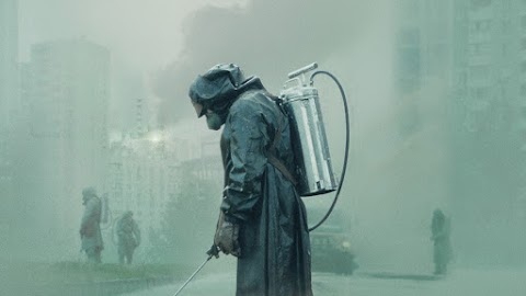 Keveslik a négereket a Csernobil című sorozatban