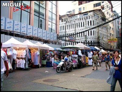 Bangkok-Pratunam-market