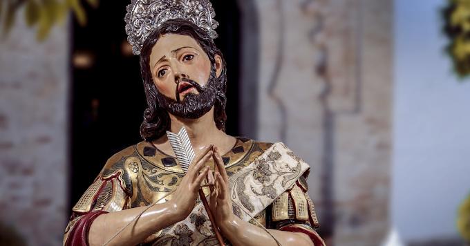 Sanlúcar la Mayor celebra esta semana las fiestas en honor a San Eustaquio