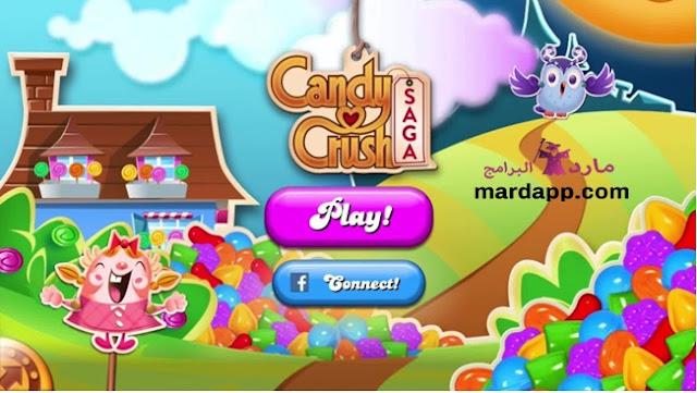 تحميل لعبة كاندي كراش candy crush saga للكمبيوتر والموبايل الاندرويد مجانا
