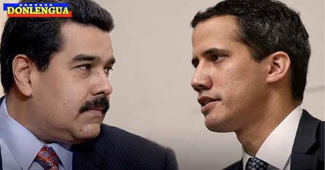 James Story confesó que Guaidó ya se reunió tres veces con el Narco-Régimen