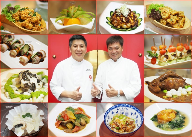 Classic Nanyang Cantonese Cuisine By Oriental Group of Restaurant For Annual Chef Event With Chef Justin Hor & Chef Peter Tsang