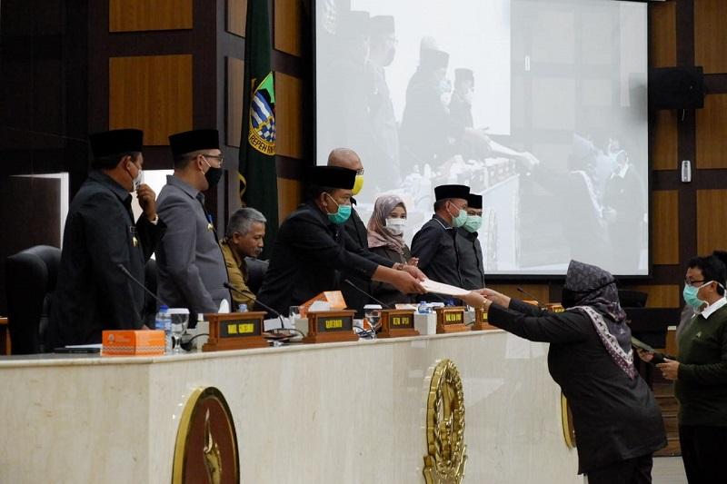 DPRD Jabar Gelar Rapat Paripurna