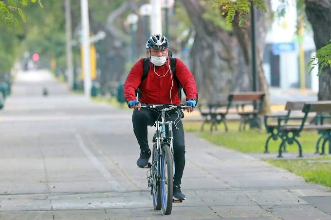 APRUEBAN RED DE CICLOVÍA DE 127 KILÓMETROS EN AREQUIPA