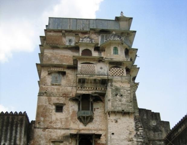 Juna Mahal Dungarpur Rajasthan