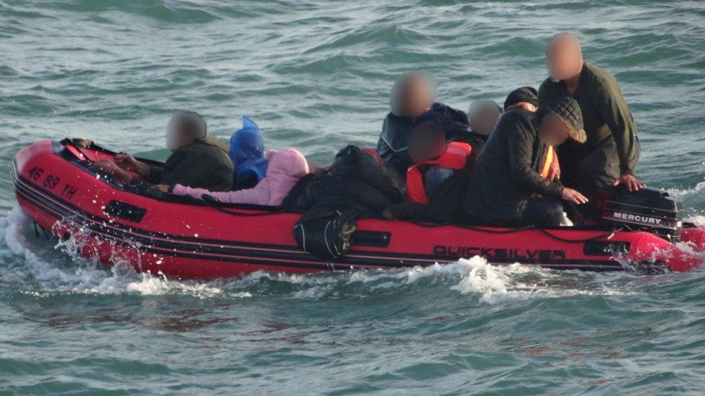 Manche : plus de 80 migrants secourus par la Gendarmerie maritime en une journée entre Calais et Dunkerque