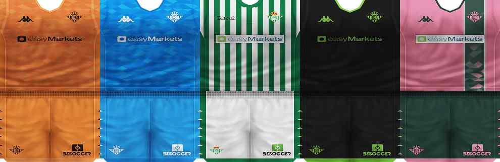 Ultigamerz Pes 6 Real Betis 2019 20 Full Gdb Kits