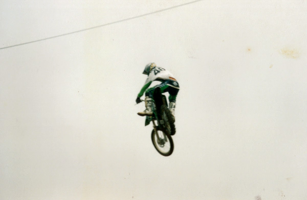 Josh Demuth High Point 1998