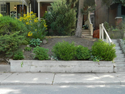 Koreatown Toronto Summer Garden Cleanup After by Paul Jung Gardening Services--a Toronto Organic Gardening Company