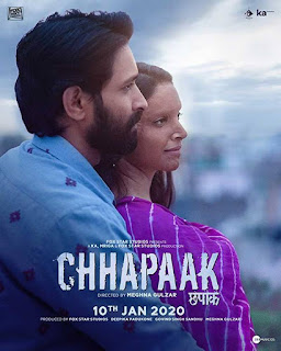 Chhapaak First Look Poster 4