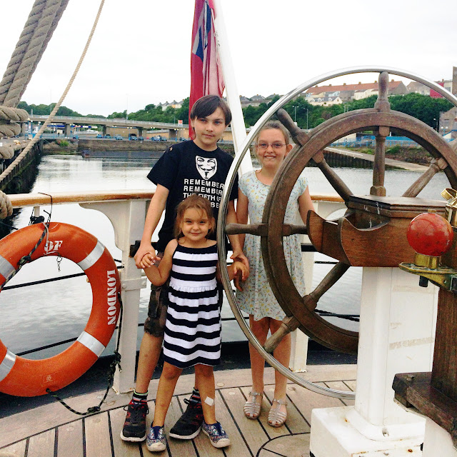 Tall Ship, TS Pelican of London, Pelican
