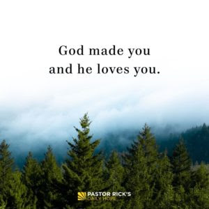 God Loves You Anyway by Rick Warren