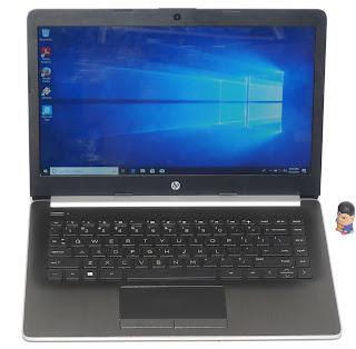 Laptop HP 14-cm009AU AMD A4 Second