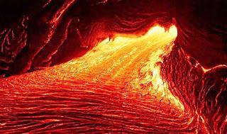 Fakta Menarik Magma, Batuan Cair Panas yang Ada di Balik Perut Bumi