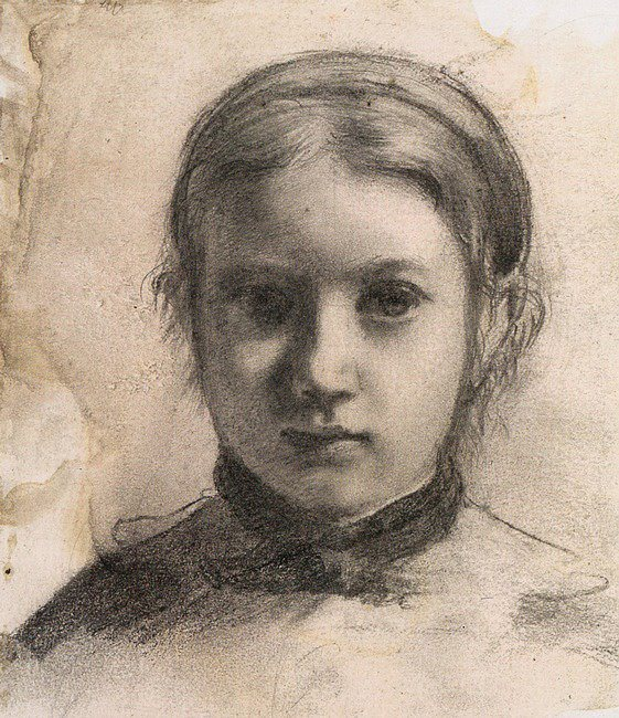 Master Drawings: Structure In Portraiture