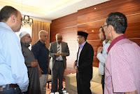 Peserta Konferensi Internasional Alumni Al-Azhar Tiba di Lombok, TGB Adakan Jamuan Makan Malam