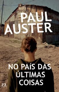 No País das Últimas Coisas - Paul Auster