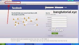 Phising facebook Bang Tutorial