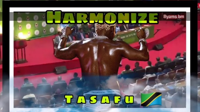 DOWNLOAD MP3: Harmonize – Tasafu [Audio + Lyrics]