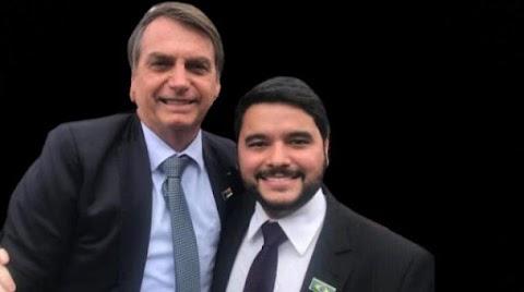 Com derretimento de Bolsonaro, até onde vai o apoio do prefeito Hagge ao presidente?