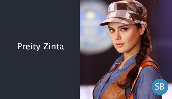 Fakta Menarik Preity Zinta Yang Harus Kamu Tahu Semua Bollywood - Gaya rambut pendek preity zinta