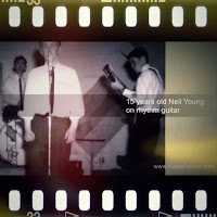 Neil Young - The Esquires - 1961