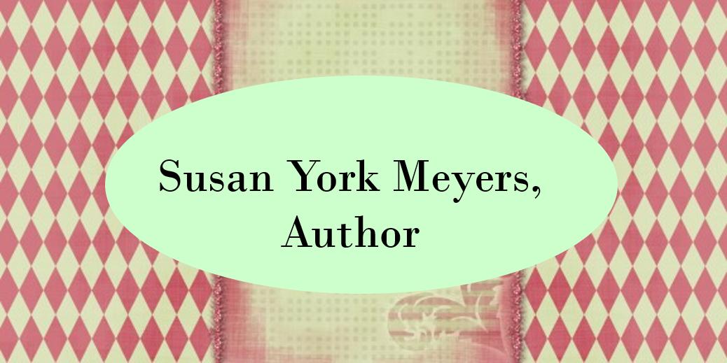 Susan York Meyers, Author