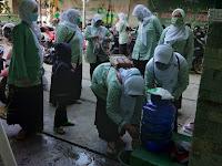 PAC Fatayat NU Comal Gelar Latihan Kader Dasar (LKD) Tahun 2021