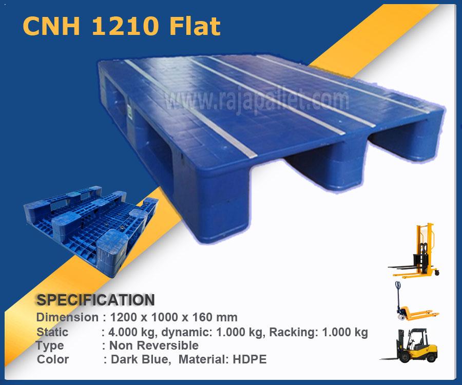Pallet plastik CNH 1210