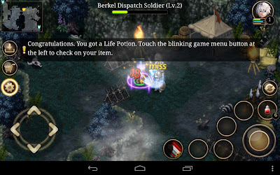 Download Inotia 4 v1.2.5 (Mod Money/Skill/High Damage) APK Terbaru