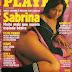 REVISTA PLAYBOY - SABRINA SATO PELADA - MAIO DE 2003