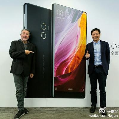 Xiaomi Mi Mix II w